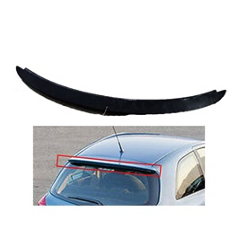 Toyota Vitz Slim Style Spoiler - Model 2012-2014 | Trunk Spoiler | Baggage Spoiler Decorative Cover-SehgalMotors.Pk