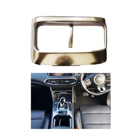 MG HS Rear AC Vent Chrome Trim  - Model 2020-2021 | | Chrome MG HS Trim | Rear AC Vent Trim Chrome | MG HS Trim For AC vent |-SehgalMotors.Pk