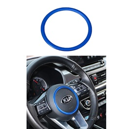 KIA Sportage Steering Ring Blue - Model 2019-2020 -SehgalMotors.Pk