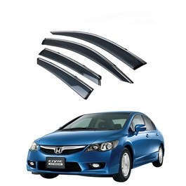 Honda Civic Air Press / Sun Visor with Chrome – Model 2006-2012-SehgalMotors.Pk