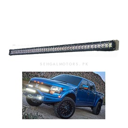 BMH Bar Light Universal Bar LED 36inch 252W 84LED White | High Accuracy Jeep Light | Sharp Light | Jeep Decoration Light | Flood Spot Combo Beam Offroad Light Driving Fog Lamp-SehgalMotors.Pk