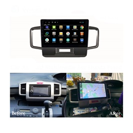 Honda Freed Android IPS LCD Multimedia Navigation System 4GB+64GB - Model 2011-2014