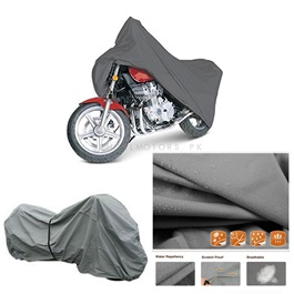 Maximus Universal Bike Non Woven Scratch Proof Top Cover -SehgalMotors.Pk