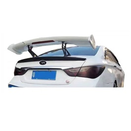 Car GT Spoiler With  LED | Trunk Spoiler | Baggage Spoiler Decorative Cover-SehgalMotors.Pk