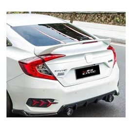 Honda Civic New Uplift Spoiler - Model 2016-2021-SehgalMotors.Pk