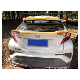 Toyota CHR Rear Upper Spoiler - Model 2017-2021 -SehgalMotors.Pk