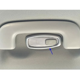 KIA Sportage Sun Visor Light Switch Trims - Model 2019-2021-SehgalMotors.Pk