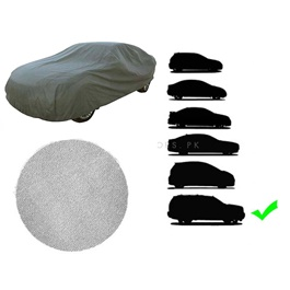 LC Imported Custom A+ Quality Microfiber Anti Scratchproof Waterproof Top Cover -SehgalMotors.Pk