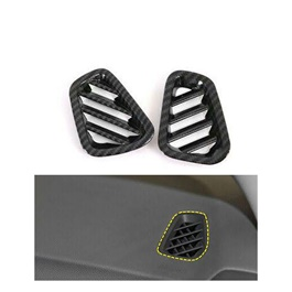 Hyundai Tucson Air Vent Outlet Carbon Fiber Trim - Model 2020 -2021-SehgalMotors.Pk