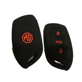 MG HS PVC / Silicone Protection Key Cover - Multi - Model 2020 -2021-SehgalMotors.Pk