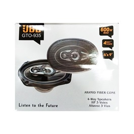 JBL GTO-935 6 x 9 4 Way 600W Car Speaker	-SehgalMotors.Pk