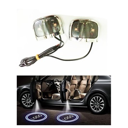 Dollar Ghost Shadow Floor LED Light | Car LED Courtesy Door Projector Light | Door Welcome Light Ghost Shadow Light Lamp-SehgalMotors.Pk