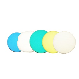 5 in 1 Polishing Foam Pads | Polishing Buffing Pad | Polish Pad | Car Polisher Buffer | Buffing Pad-SehgalMotors.Pk