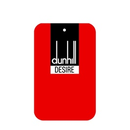 Dunhill Car Branded Perfume Card - Multi Hanging Carfumes