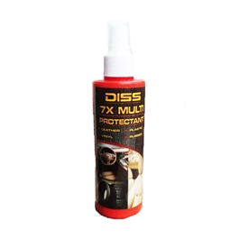 Diss 7x Multi Protectant - 200ML | Dashboard Cleaner | Car Cleaning Product | Protect Interior | Car Care | For Interior Shining-SehgalMotors.Pk