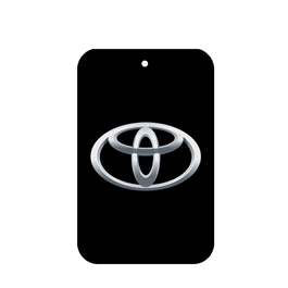 Toyota Car Branded Perfume Card Hanging Car Fresheners   Car Perfume   Fragrance   Air Freshener   Best Car Perfume   Natural Scent   Soft Smell