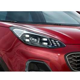 KIA Sportage Genuine Head Lamps.Refurbished Right Side -SehgalMotors.Pk