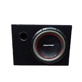 Pioneer Box Type Passive Basstube Subwoofer-SehgalMotors.Pk