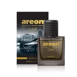 Areon Car Perfume Fragrance Gold Fragrance - 50ml | Long Lasting
