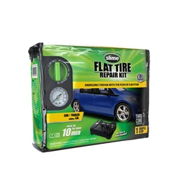 Slime Flat Tire Repair Kit - Analog -SehgalMotors.Pk