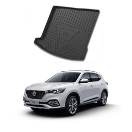 MG HS 5D Trunk Mat - Model 2020-2021 | Trunk Boot Liner | Cargo Mat Floor Tray | Trunk Protection Mat | Trunk Tray Cover Pad-SehgalMotors.Pk