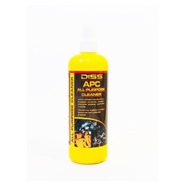 Diss All Purpose Cleaner - 400ML | Universal Auto Car Cleaning Agent | Multi functional Car Interior Agent | Car Cleaner