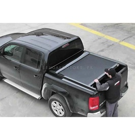 Toyota Hilux Revo Realing Style Roller Shutter Lid Compatible With Roll Bar - Model 2016-2021 | Roll Bar NOT Included
