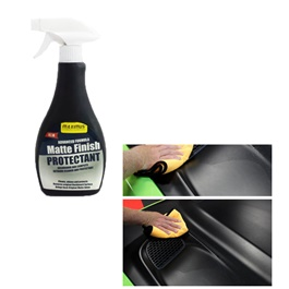 Maximus Matte Finish Protectant for Dashboard and Complete Interior