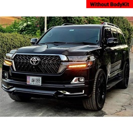 Toyota Land Cruiser TRD Face Uplift Conversion Upgrade to 2021 Without Body Kit